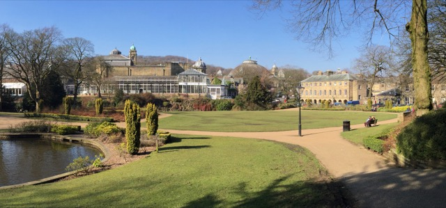 Peak District towns and villages - Buxton