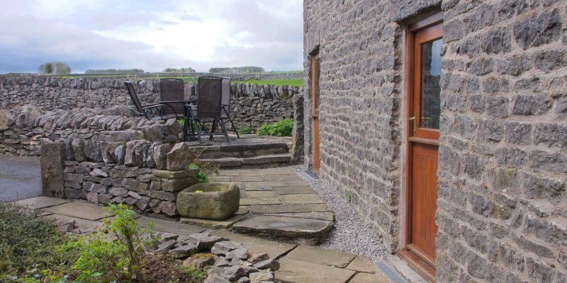 Byre Cottage, one of two Peak District holiday cottages