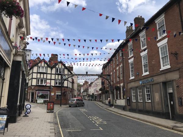 Ashbourne high street