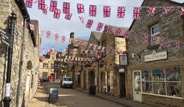 Peak District towns - Bakewell