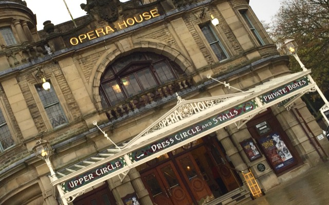 Peak District events - Buxton Opera House
