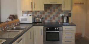 Hayloft Cottage kitchen