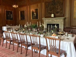 dining table at lyme