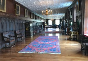 the long gallery at lyme