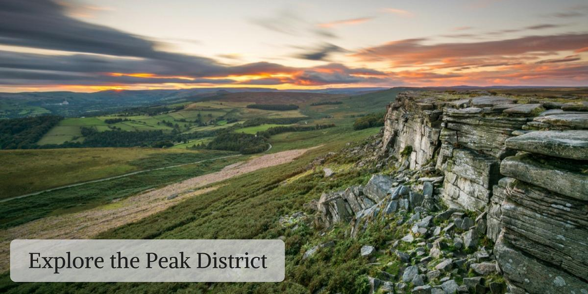 Explore the Peak District