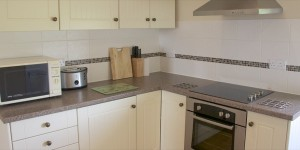 Peak District cottage - the byre kitchen