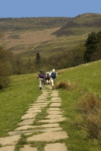 walking the Pennine Way