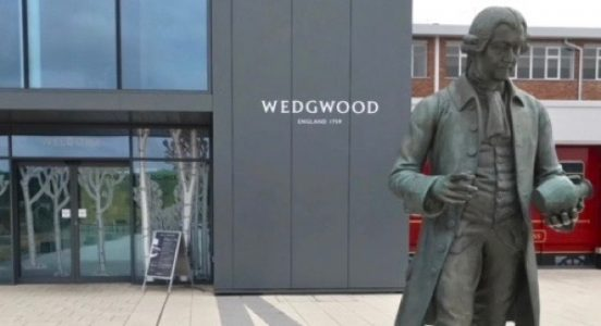 World of Wedgwood visitor centre